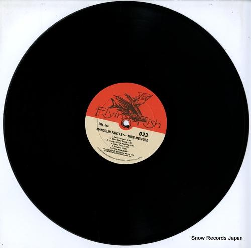 MELFORD, MICHAEL mandolin fantasy FLYINGFISH023 - disc