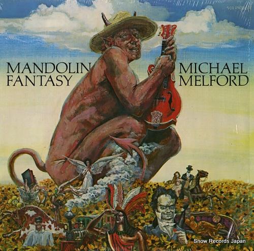 MELFORD, MICHAEL mandolin fantasy FLYINGFISH023 - front cover