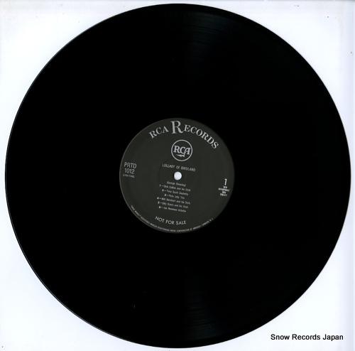V/A lullaby of birdland LPM-1146 - disc