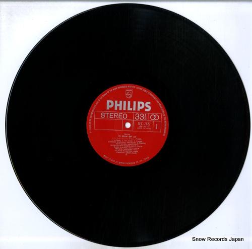 DAVIS, COLIN berlioz; te deum SFX-7827 - disc