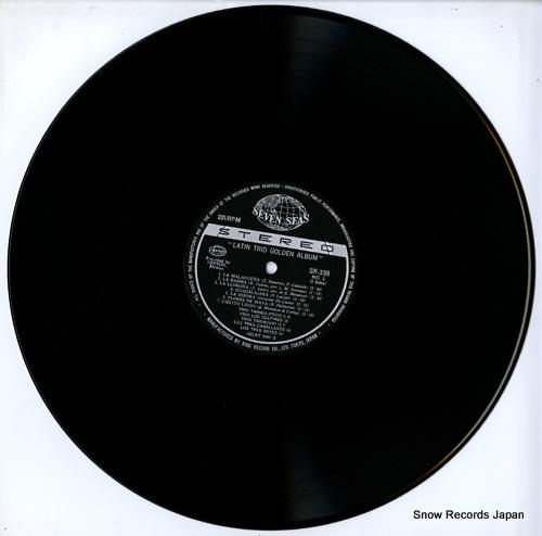 V/A latin trio golden album SR-338 - disc