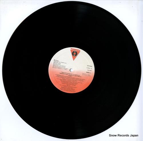 TAMAYO, JOSE nueva antologia de la zarzuela VLP-56 - disc