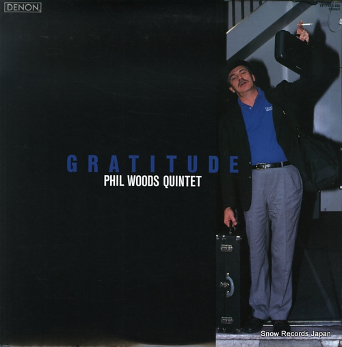 WOODS, PHIL gratitude YF-7125-ND - front cover