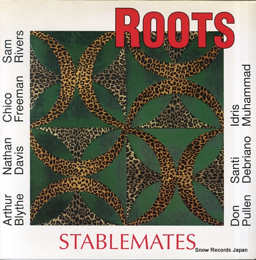 ROOTS stablemates IOR7021-1 - front cover
