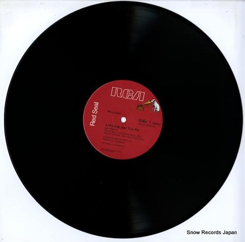 SANTI, NELLO montemezzi; l'amore dei tre re ARL2-1945 - disc
