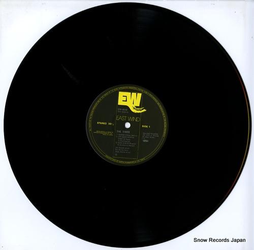 SAMPLE, JOE / RAY BROWN / SHELLY MANNE the three EW-8058 - disc