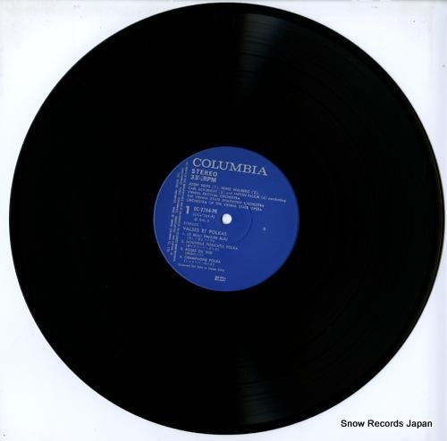 V/A strauss; valses et polkas OC-7264-PK - disc