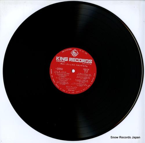 BONNY JACKS best album SKD79 - disc