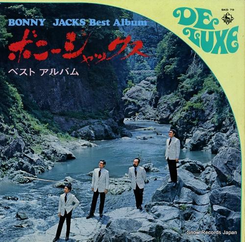 BONNY JACKS - best album - 33T