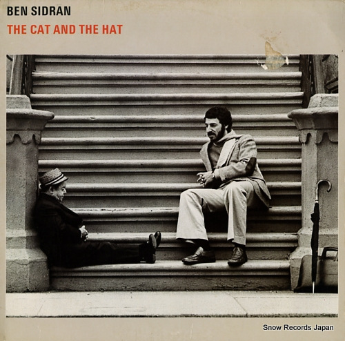 SIDRAN, BEN the cat and the hat SP-741 - front cover