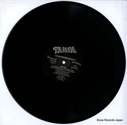 MOORE, OSCAR oscar moore quartet V.S.O.P.34 - disc