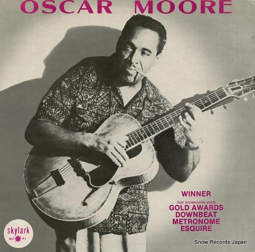 MOORE, OSCAR oscar moore quartet V.S.O.P.34 - front cover