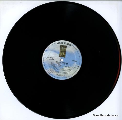 MEISNER, RANDY randy meisner 6E-140 - disc
