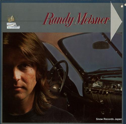 MEISNER, RANDY randy meisner 6E-140 - front cover