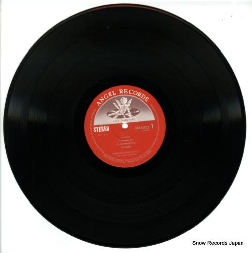 MARTINON, JEAN honegger; pacific 231 EAA-80022 - disc