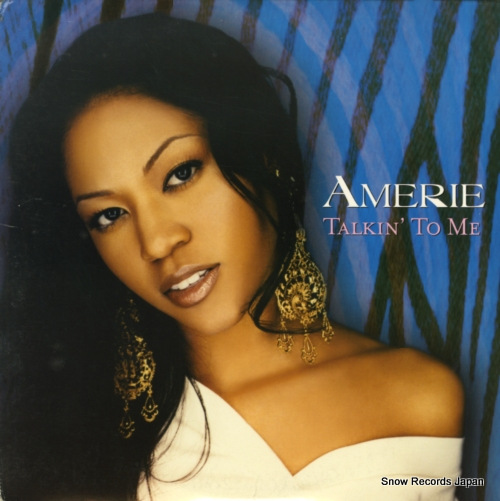 AMERIE talkin' to me 4479849 - front cover