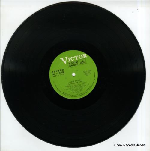 GIRAUD, YVETTE chanson de luxe SJET-9105-6 - disc