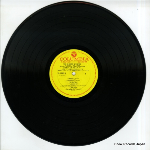 V/A this is country & western YS-10037-J - disc