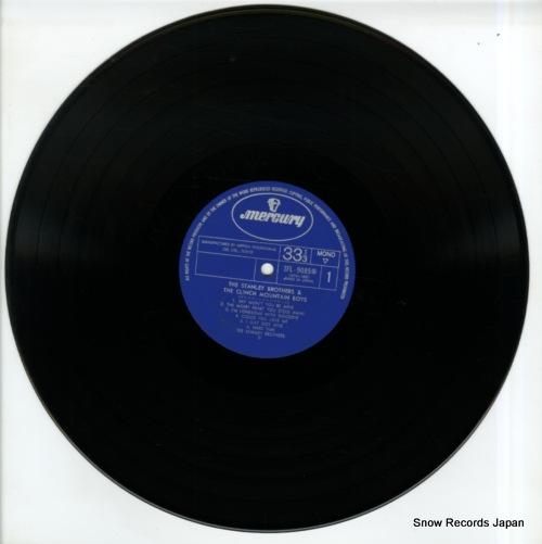 STANLEY BROTHERS, THE the stanley brothers & the clinch mountain boys SFL-9085-6(M) - disc