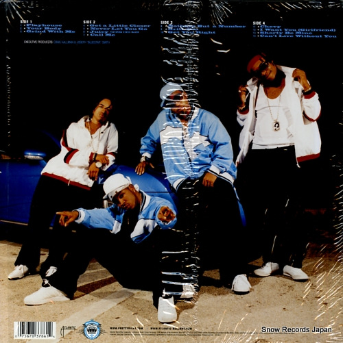 PRETTY RICKY bluestars 83786-1 - back cover
