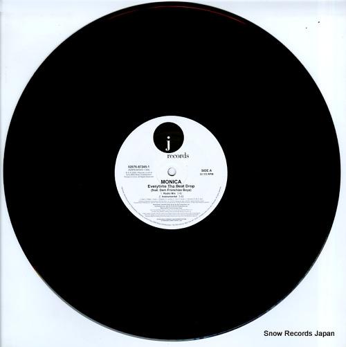 MONICA everytime tha beat drop 82876-87245-1 - disc