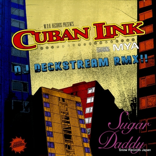CUBAN LINK sugar daddy MRL019800002 - front cover
