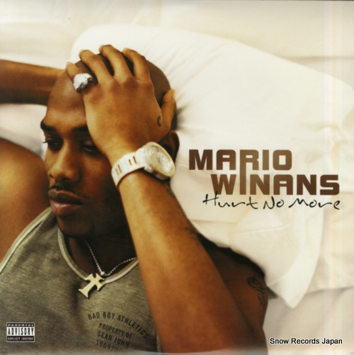 WINANS, MARIO hurt no more B0002392-01 - front cover