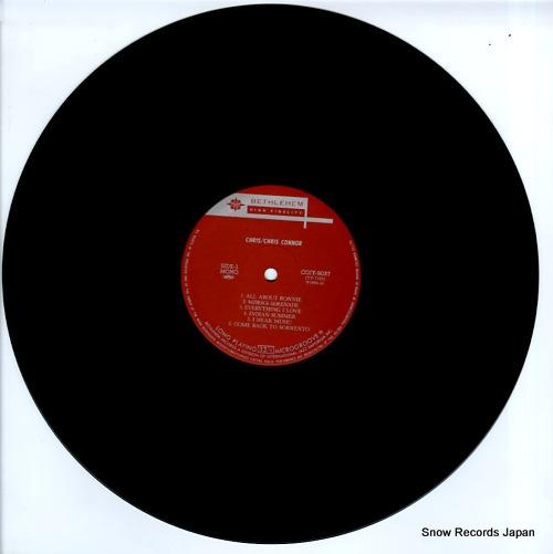CONNOR, CHRIS chris COJY-9037 - disc