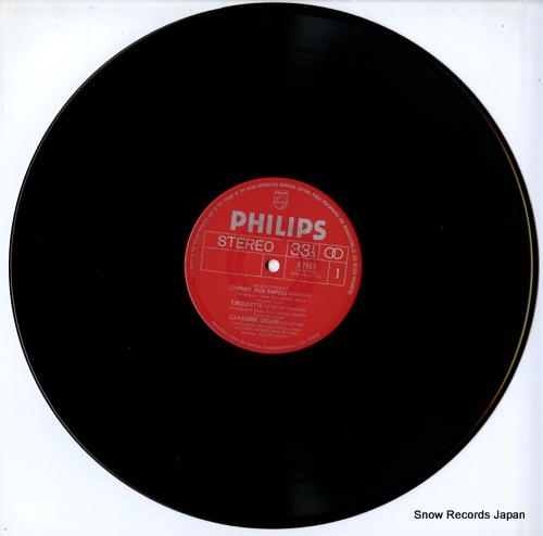 BOUTRY, ROGER les concerts de la musique de la garde republicaine de paris vol.4 X-7959 - disc