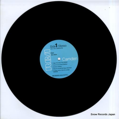 ATKINS, CHET chet CAS-2182 - disc