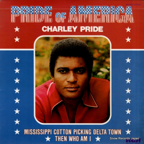 PRIDE, CHARLEY pride of america APL1-0757 - front cover