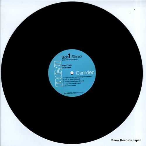 CRAMER, FLOYD night train CAS-2152 - disc