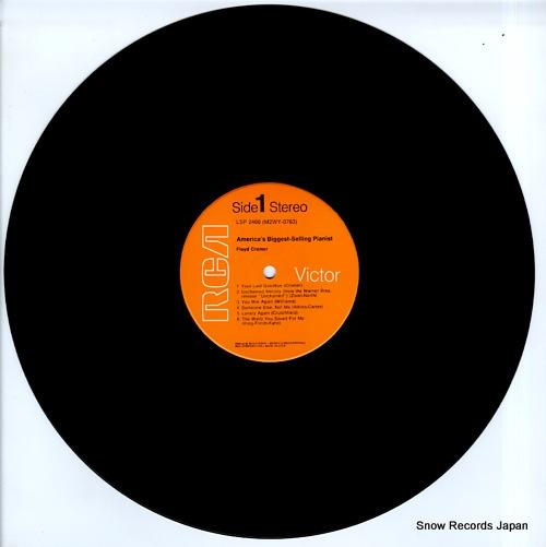 CRAMER, FLOYD america's biggest - selling pianist LSP-2466 - disc