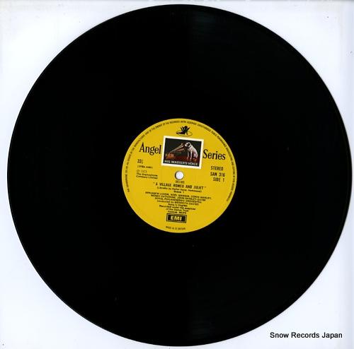 DAVIES, MEREDITH delius; a village romeo & juliet SLS966 - disc