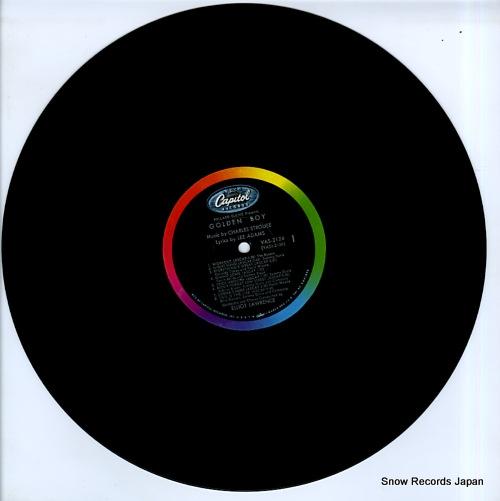 STROUSE, CHARLES golden boy VAS2124 - disc