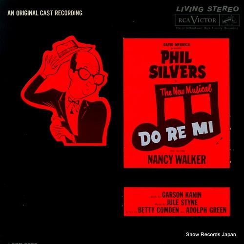 ENGEL, LEHMAN do re mi LSOD-2002 - front cover