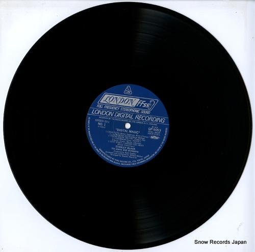 BLACK, STANLEY digital magic GP9053 - disc
