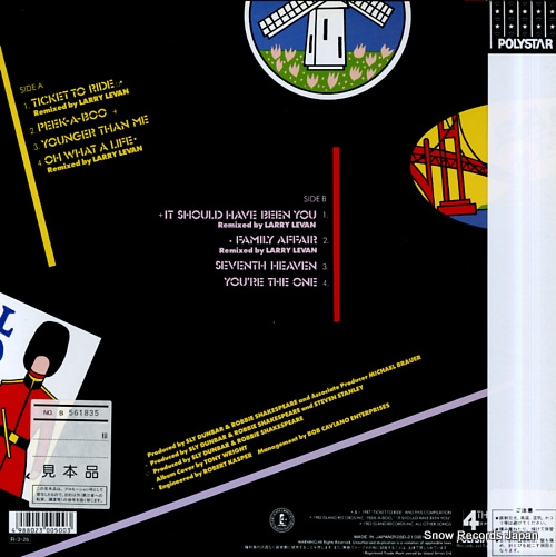 GUTHRIE, GWEN ticket to ride R28D-2108 - back cover