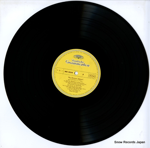 BOHM, KARL mozart; don giovanni SMG-2034 - disc