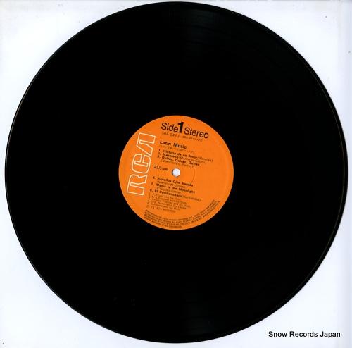 V/A latin music best-24 SRA-9440-41 - disc