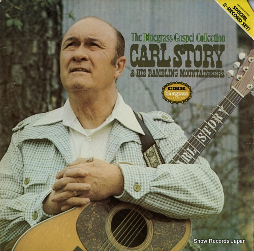 STORY, CARL the bluegrass gospel collection CMH-9005 - front cover