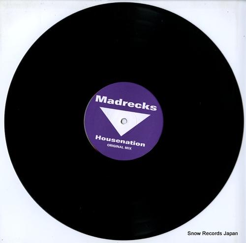 MADRECKS housenation FAPR-12 - disc