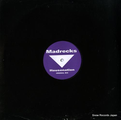 MADRECKS housenation FAPR-12 - front cover