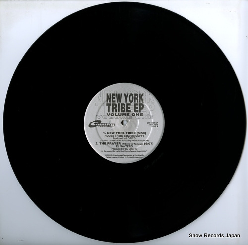 V/A new york tribe ep (volume one) CR-1031EP - disc