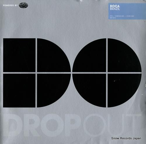 BOCA brazil DROP0227-6 - front cover