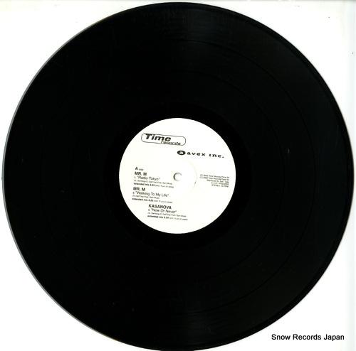 V/A radio tokyo / walking to my life AV35-2002 - disc