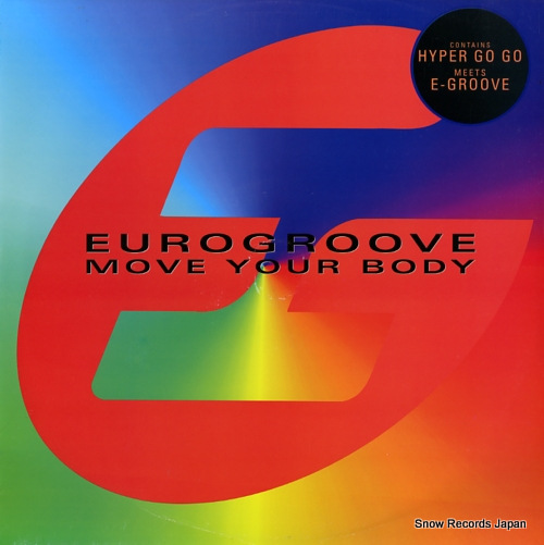 EUROGROOVE move your body AVEXT4 - front cover