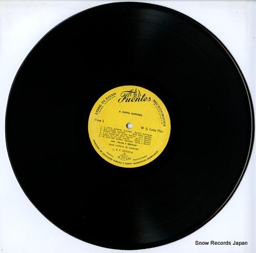 CELINA Y REUTILIO a santa barbara LP-337002 - disc