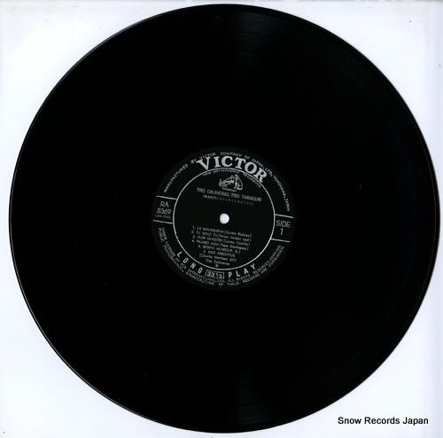 TRIO CALAVERAS / TRIO TARIACURI trio calaveras / trio tariacuri RA-5369 - disc