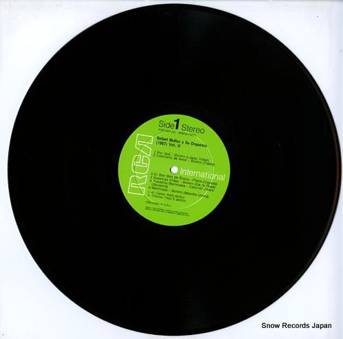 MUNOZ, RAFAEL la epoca de oro de rafael munoz y su orquesta vol.2 (1957) FSP-231 - disc